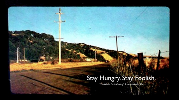 Stay hungry. Stay foolish. - Spiritual Forums